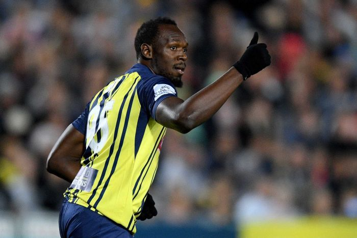 Usain Bolt can make it as a full-back, says World Cup-winning coach Vicente del Bosque - Dotemirates