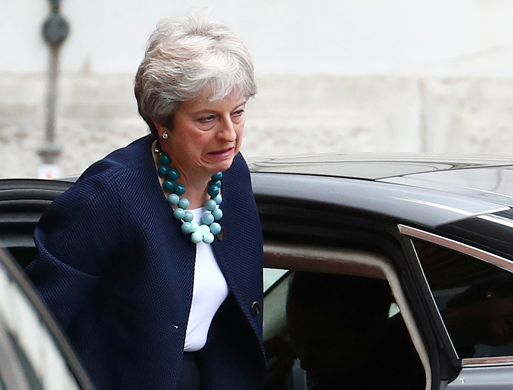 Tory Brexit rebels in retreat? Plot to topple Theresa May denied - Dotemirates