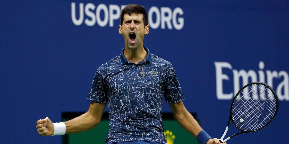 Novak Djokovic has overtaken Roger Federer for total career earnings with a staggering $119.1 million in prize money - Dotemirates