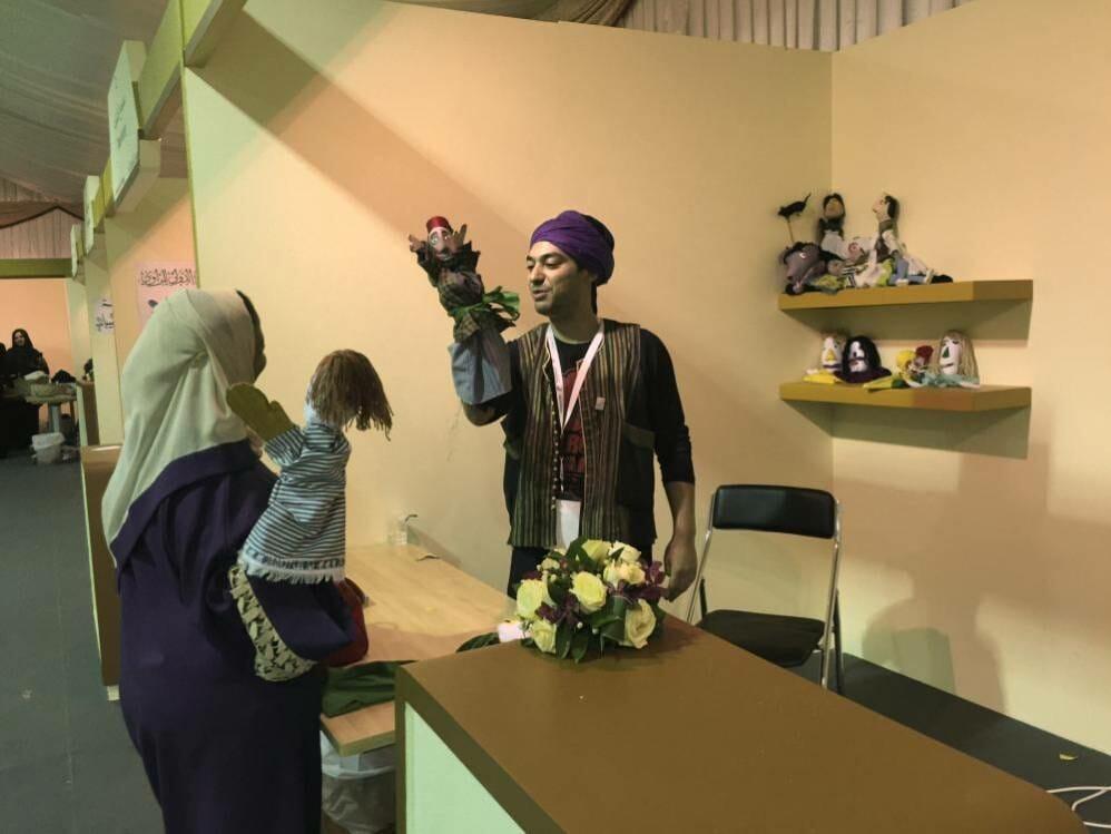100 حكاء يسردون قصصهم الخرافية في ملتقى الشارقة للراوي - دوت امارات