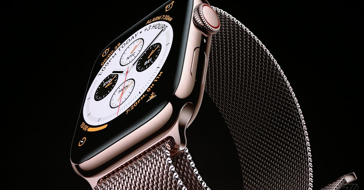 The next Apple Watch update will be officially released on September 17th - Dotemirates