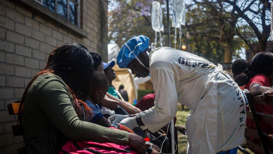 Zimbabwe declares state of emergency in cholera outbreak - Dotemirates