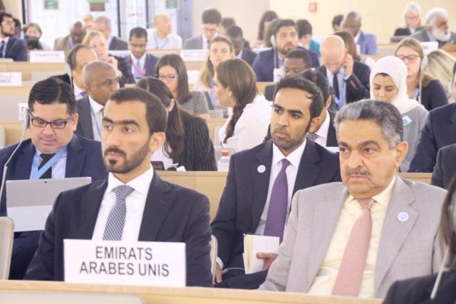 الإمارات تدعو إلى تطوير أساليب آليات مجلس حقوق الإنسان - دوت امارات