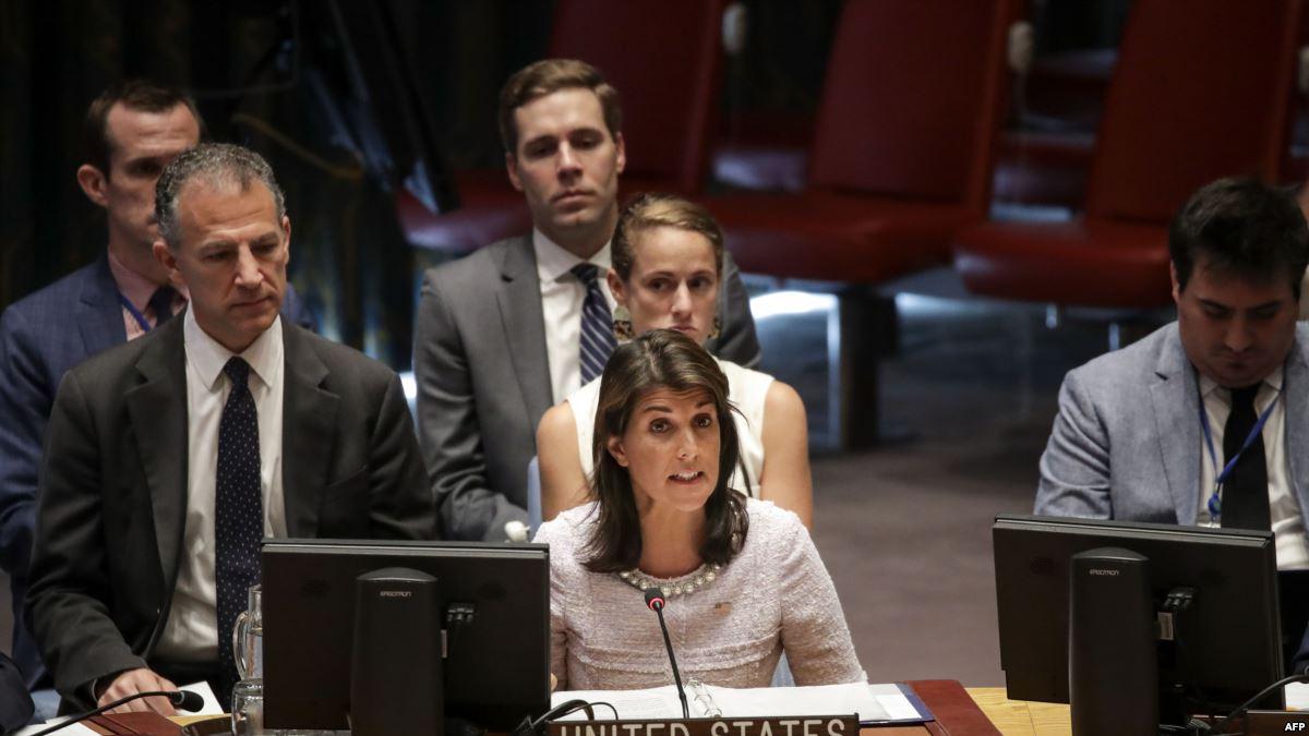 هايلي: الاعتداء على إدلب ستكون عواقبه وخيمة - دوت امارات