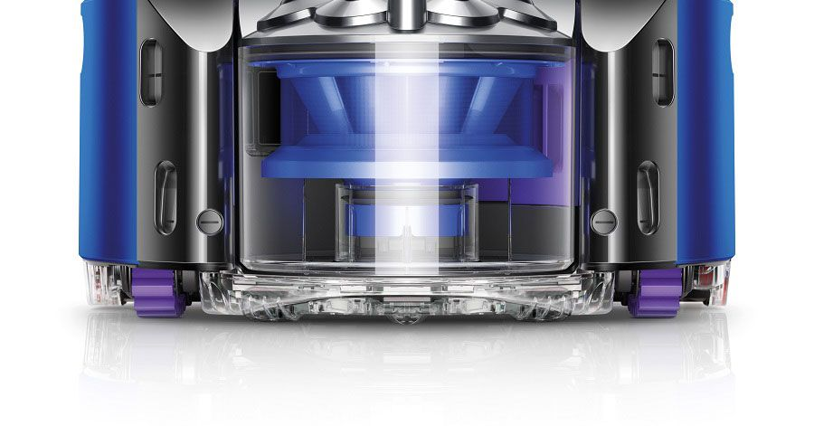 Dyson announces its new robot vacuum, the 360 Heurist - Dotemirates