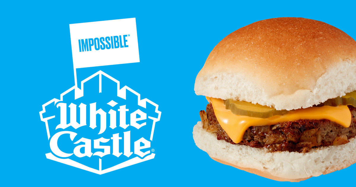 White Castle's Impossible Sliders now selling nationwide - Dotemirates