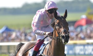 Galtres Stakes winner Lah Ti Dar will run in the St Leger at Doncaster - Dotemirates