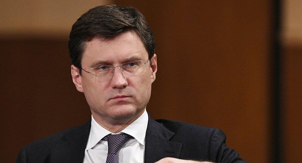 وزير الطاقة الروسي: سوق النفط «هشة» بسبب انخفاض انتاج بعض الدول - دوت امارات