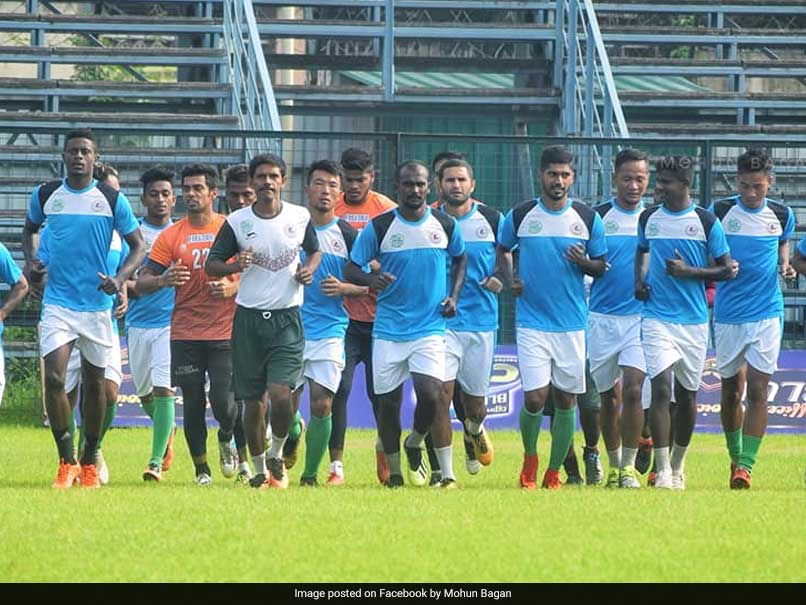 Mohun Bagan Win Calcutta Football League After Eight Years - Dotemirates