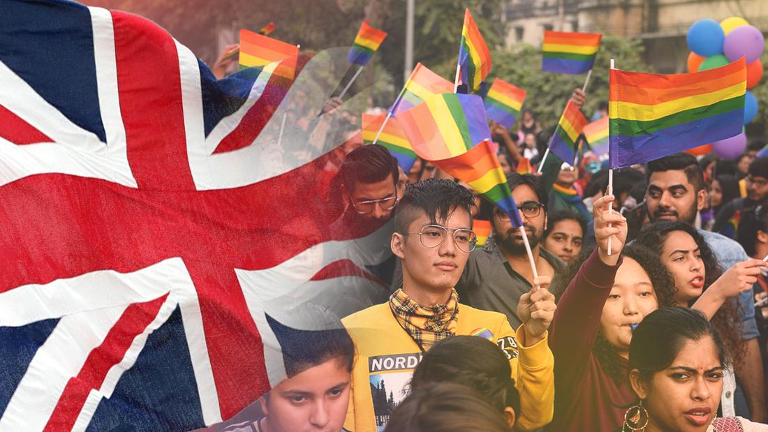 The homophobic legacy of the British Empire - Dotemirates