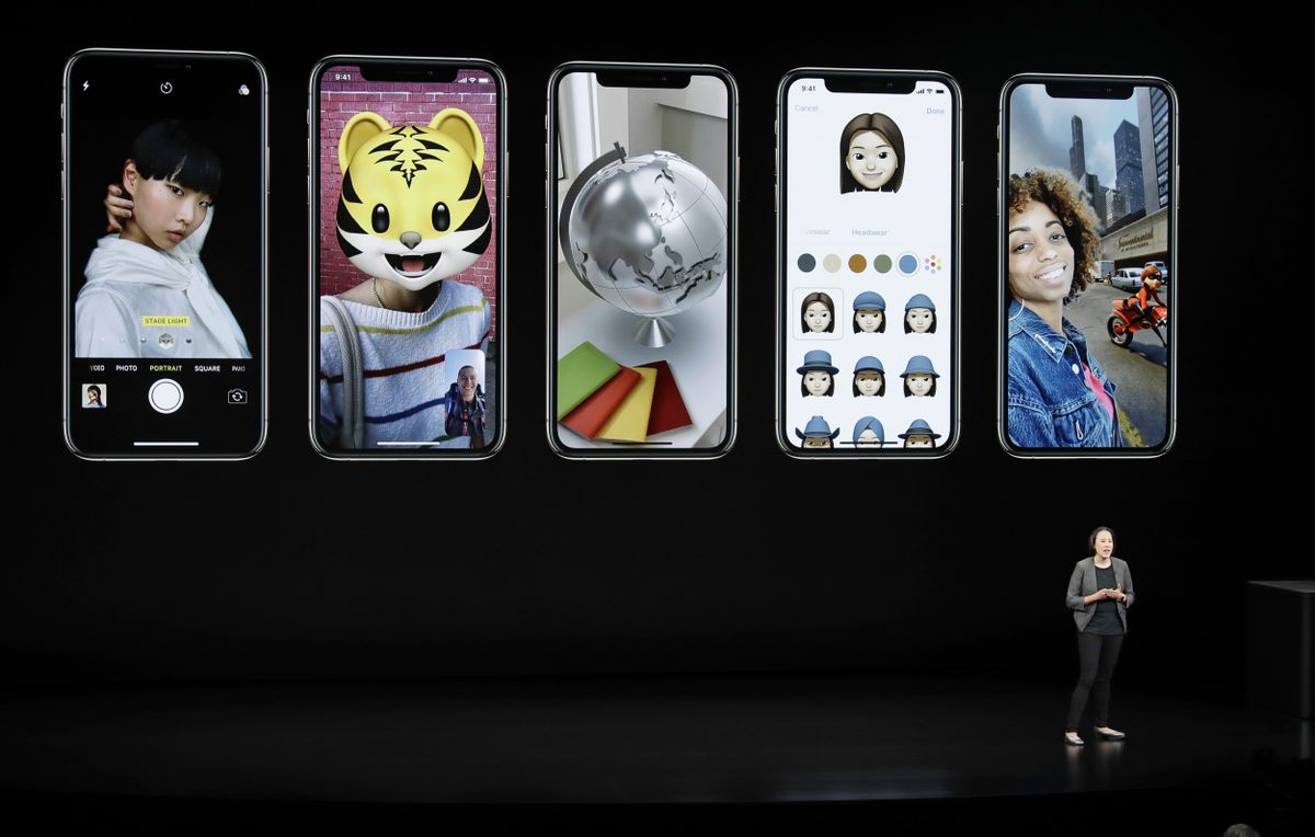 Apple unveils larger iPhones, watches - Dotemirates