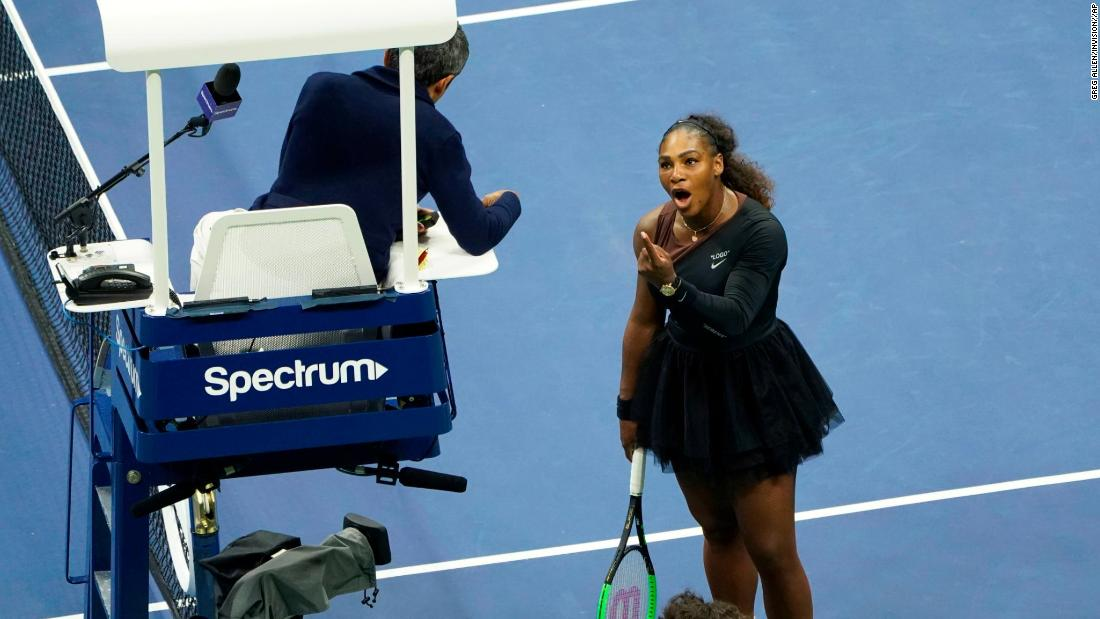 Billie Jean King: Serena was 'out of line,' but umpire 'blew it' - Dotemirates
