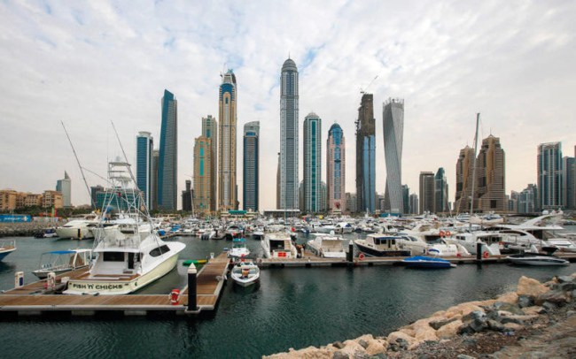 """1.3 مليار درهم تصرفات العقارات في دبي اليوم وأهم مبايعة بـ 371 مليون في """"جميرا"""" - دوت امارات"""