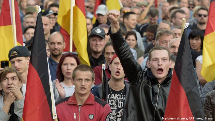 Chemnitz right-wing riots a 'huge damage to city's image' - Dotemirates