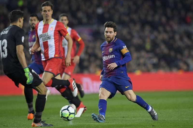 معارضة دولية لإقامة مباراة برشلونة في أمريكا - دوت امارات
