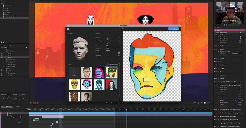 Adobe تعلن رسمياً عن مميزات وأدوات جديدة لتطبيقات Creative Cloud video - دوت امارات