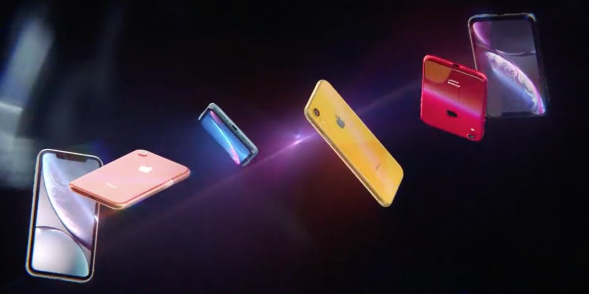 Apple just introduced the iPhone XR, a $749 iPhone with a big screen that comes in 6 colors - Dotemirates