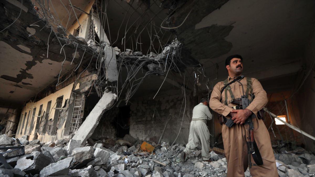 المعارضة الكردية الإيرانية تتهم طهران بخرق الحدود مع كردستان - دوت امارات