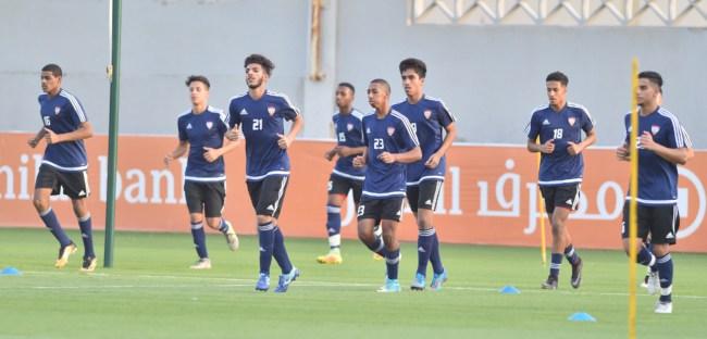إستدعاء 25 لاعبا لمعسكر البيض الشاب - دوت امارات