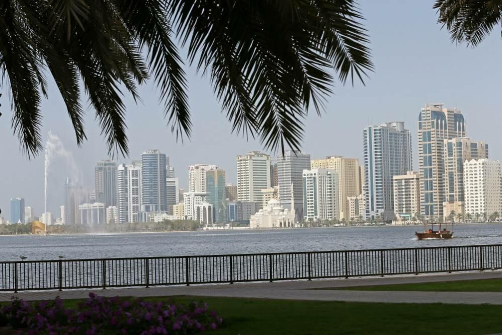 الشارقة.. التحقيق في واقعة فتاة سقطت من بناية - دوت امارات