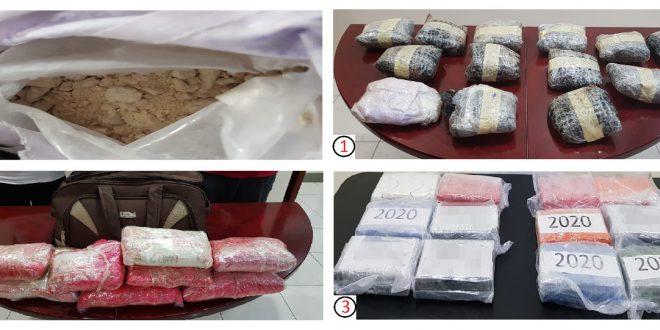 شرطة دبي تلقي القبض على 3 عصابات لتهريب المخدرات - دوت امارات