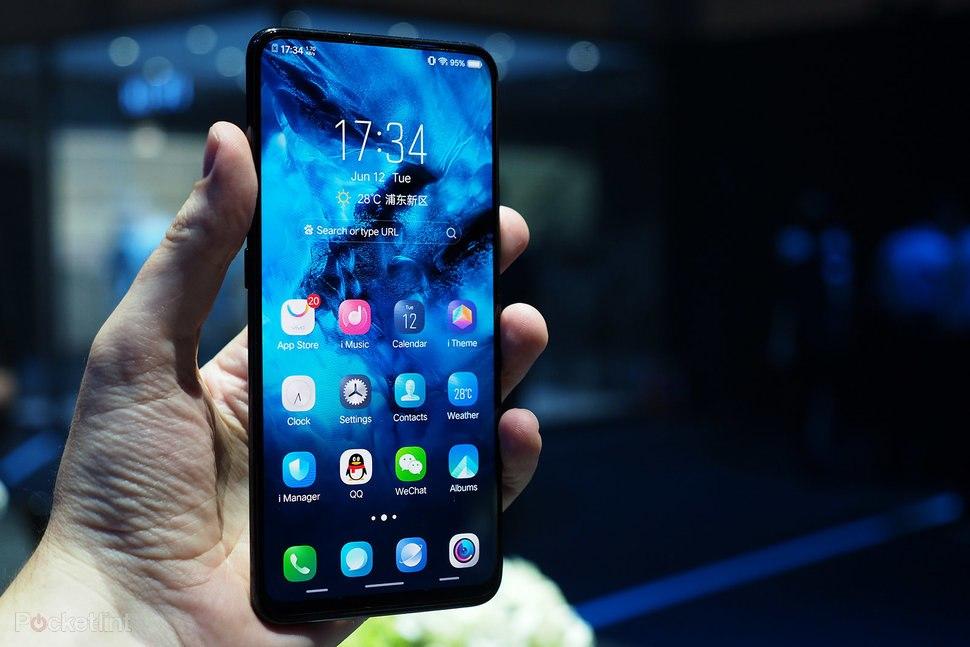 Vivo تنجح في إختبار شبكات الجيل الخامس 5G في نسخة معدلة من الهاتف Vivo NEX S - دوت امارات