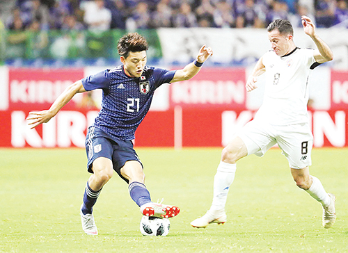 Japan crush Costa Rica in dream start for Moriyasu - Dotemirates