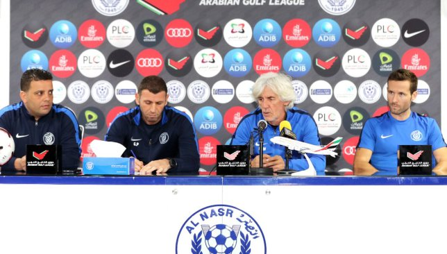 Al Nasr boss Ivan Jovanovic hopes AG Cup success will correct disappointing AGL start - Dotemirates