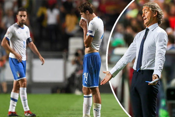 الكرة الإيطالية تعيش أصعب أزمة وأسوأ عام في تاريخها - دوت امارات