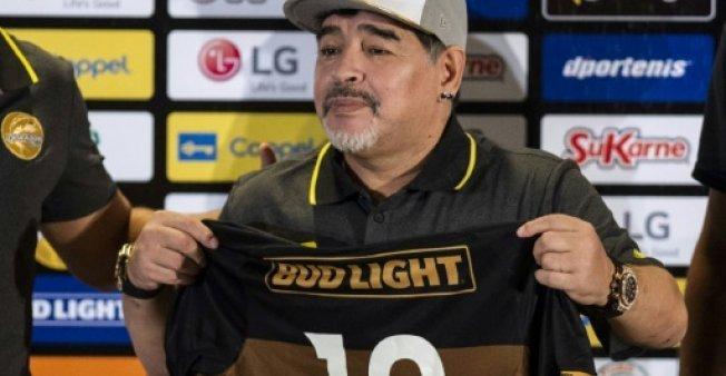 أمازون ستنتج مسلسلا عن حياة أسطورة كرم القدم الأرجنتيني دييغو مارادونا - دوت امارات