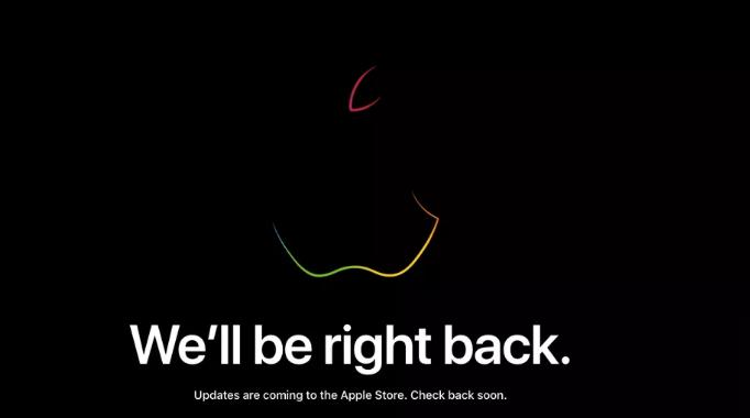 أبل تُغلق متجرها الالكتروني مؤقتًا تمهيدًا لحدثها الرسمي - دوت امارات