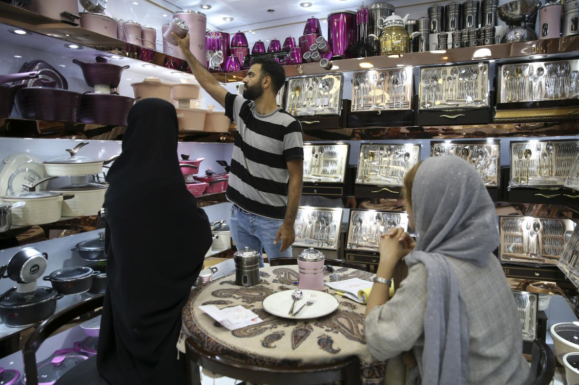 Iran looks warily to China for help as US sanctions resume - Dotemirates