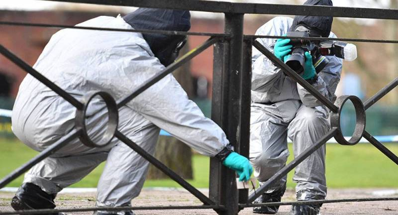 """بريطانيا: روسيا """"كذبت"""" في قضية تسميم سكريبال - دوت امارات"""