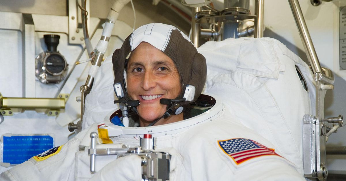 NASA veteran Sunita Williams tells us what it's like to get ready to fly a new spacecraft - Dotemirates