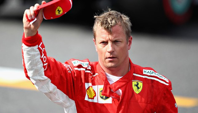 F1 now young man's game but Kimi Raikkonen gives Sauber global appeal - Dotemirates