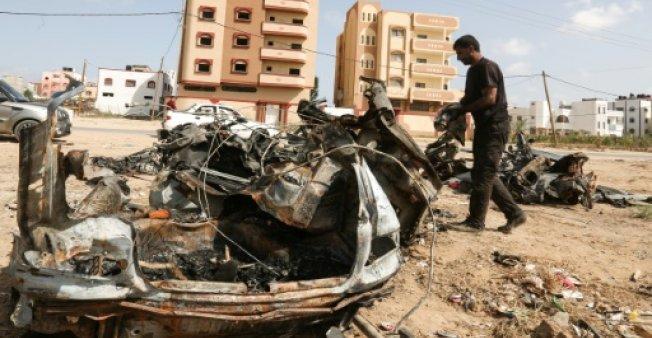 """الامم المتحدة تقول إن الوضع في غزة """"كارثي"""" مع قطع المساعدات - دوت امارات"""