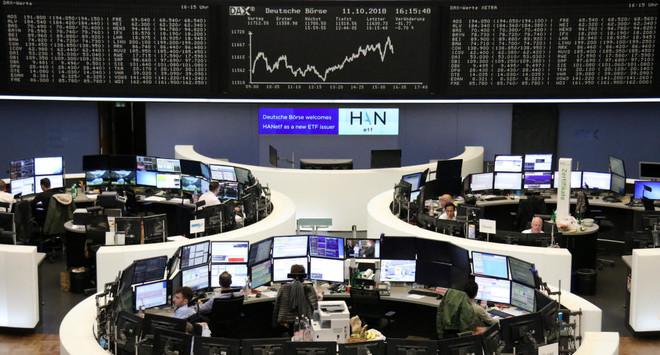 الأسهم الأوروبية تهبط لأدنى مستوياتها في 21 شهرا مع تفاقم موجة مبيعات عالمية - دوت امارات