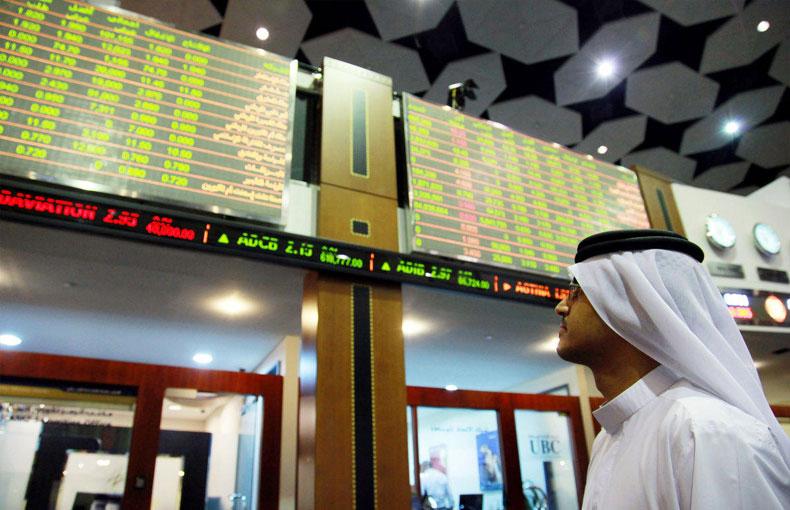 مؤشرا دبي وأبوظبي يقفلان على ارتفاع - دوت امارات