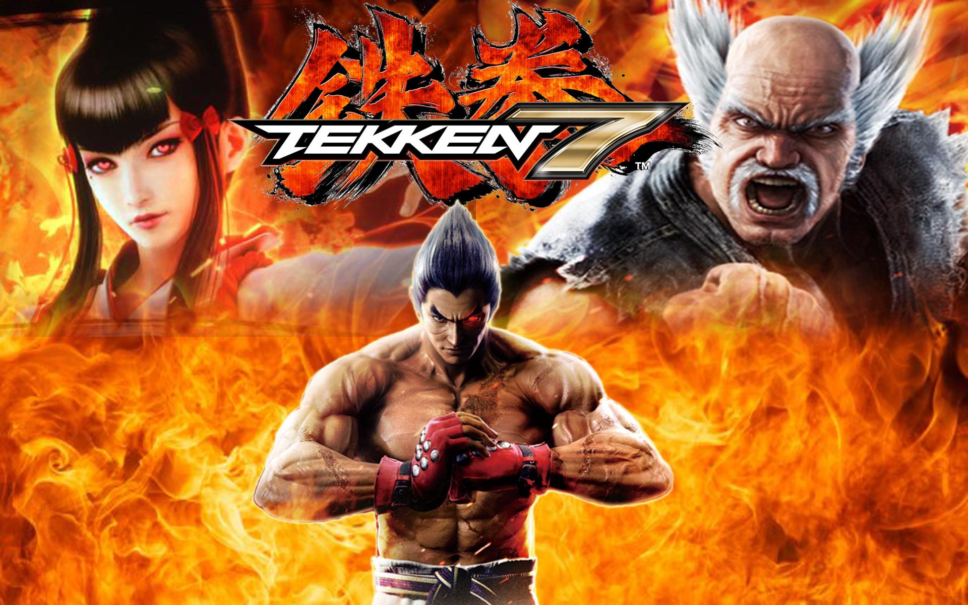 ثلاثة ملايين نسخة مُباعة من لعبة القتال Tekken 7 - دوت امارات