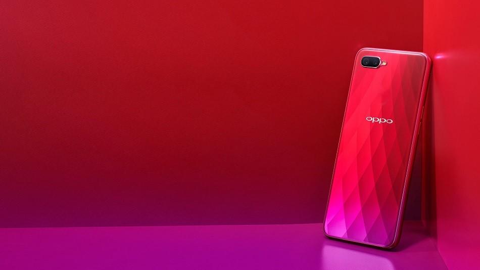 الإعلان رسميا عن الهاتف Oppo K1 مع مستشعر لبصمات الأصابع مدمج في الشاشة - دوت امارات