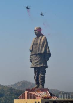 Statue of Unity and the art of appropriation - Dotemirates