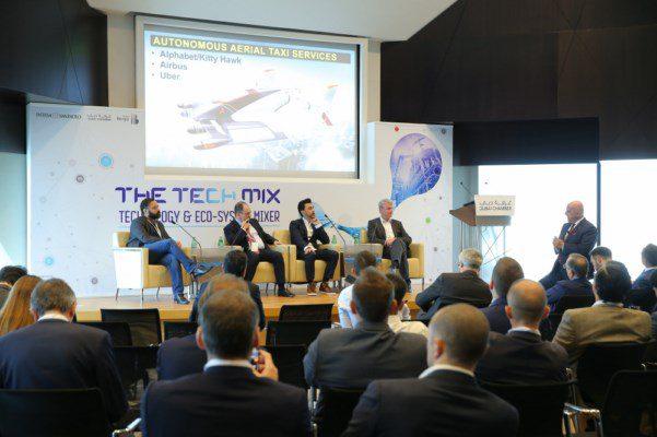 """خلال """"مؤتمر التقنية والابتكار"""" - دوت امارات"""
