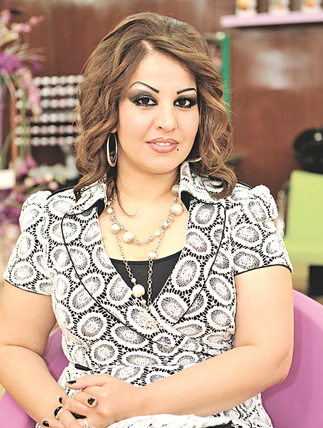 سلمى سالم لـ «الراي»: أشغلُ «مساحات خالية» ... مع منقذ السريع - دوت امارات