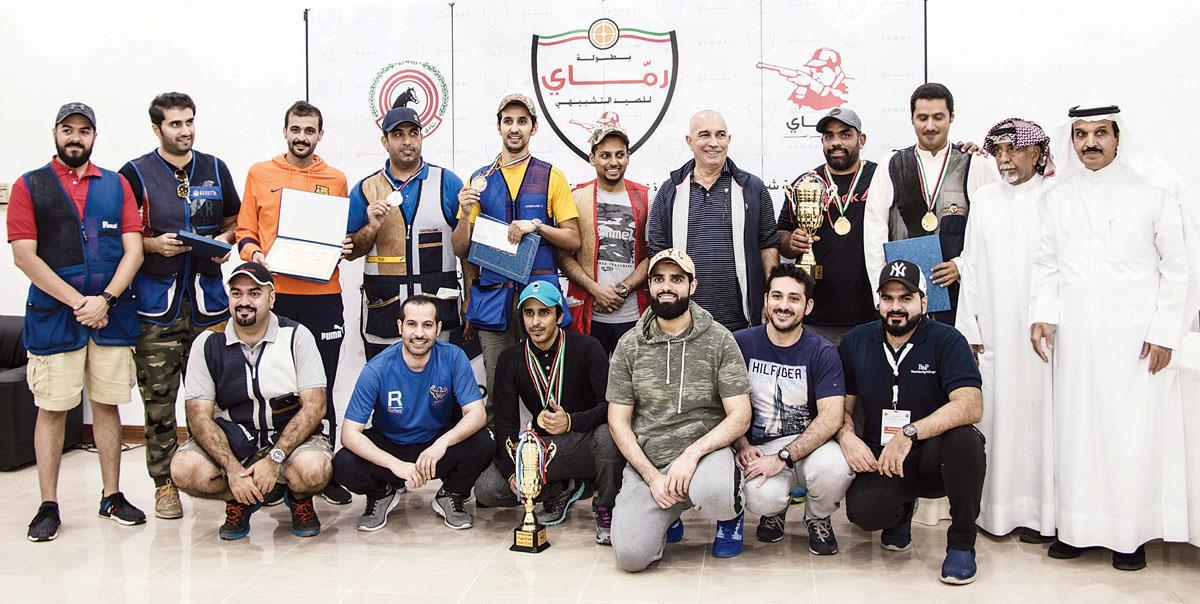 «تحدّي الأبطال» يتوَّج ببطولة «رمّاي» - دوت امارات