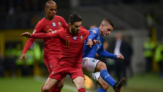 Portugal clinch Nations League semi-final place with Italy draw - Dotemirates