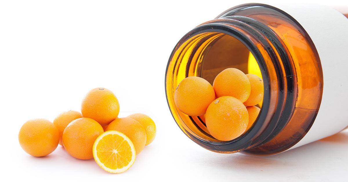 هل فيتامين ج يزيد الوزن - دوت امارات