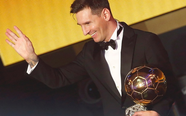 Messi's fifth place in Ballon d'Or absurd: Barca coach - Dotemirates