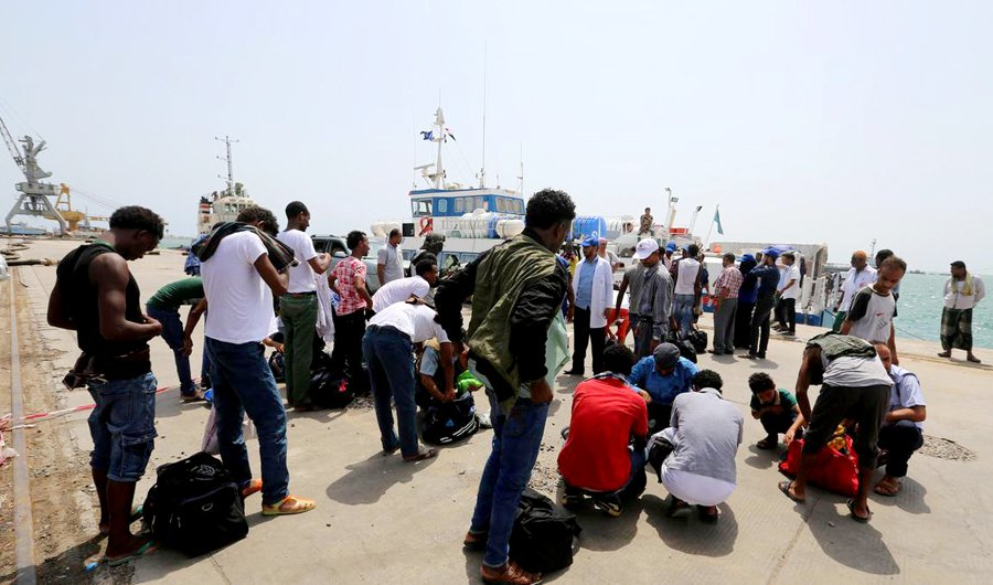 '150,000 migrants arrive in Yemen in 2018' - Dotemirates