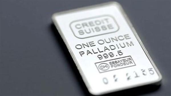 البلاديوم يصعد لمستوى قياسي ويتجاوز الذهب لفترة وجيزة - دوت امارات