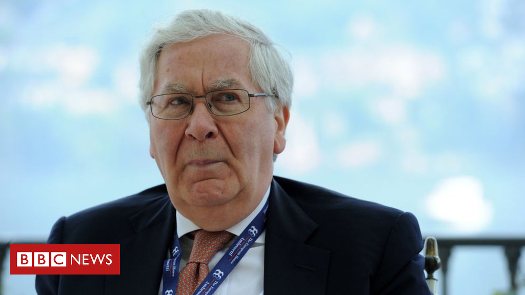 Mervyn King: Brexit deal like Nazi appeasement - Dotemirates